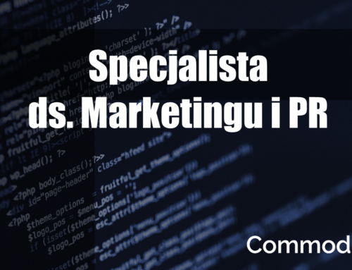 Specjalista ds. Marketingu i PR