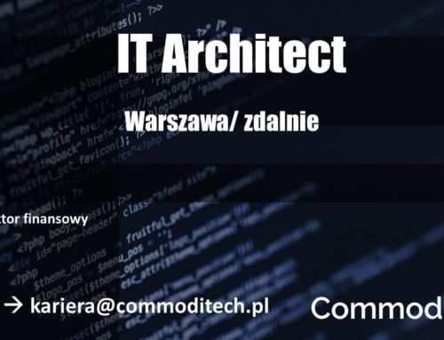 IT Architect (finance)
