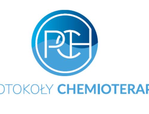 Protokoły Chemioterappi – aplikacja mobilna (rebranding)